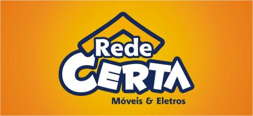 Logomarca da Rede Certa Móveis e Eletros