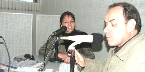 Renata Nizer na Rádio Cultura