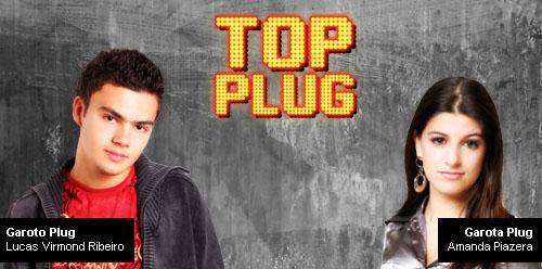 Lucas e Amanda, vencedores do Top Plug