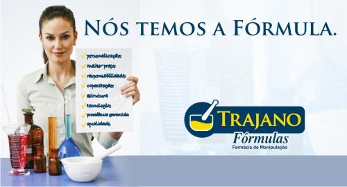 Trajano Fórmulas