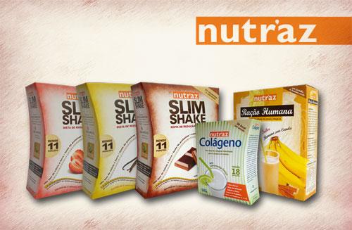 Embalagens NUTR'AZ