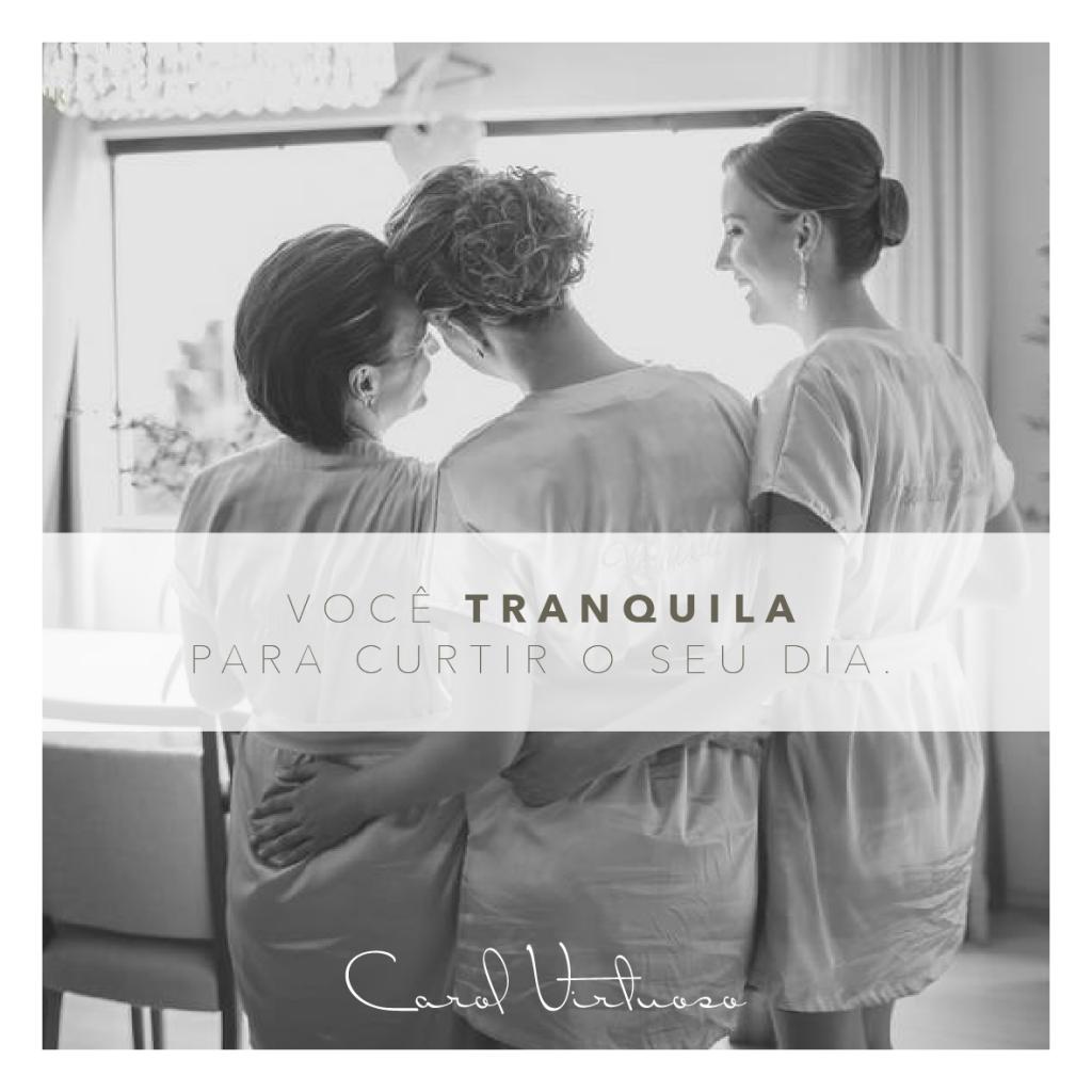 curta: www.facebook.com/carolvirtuosocerimonial