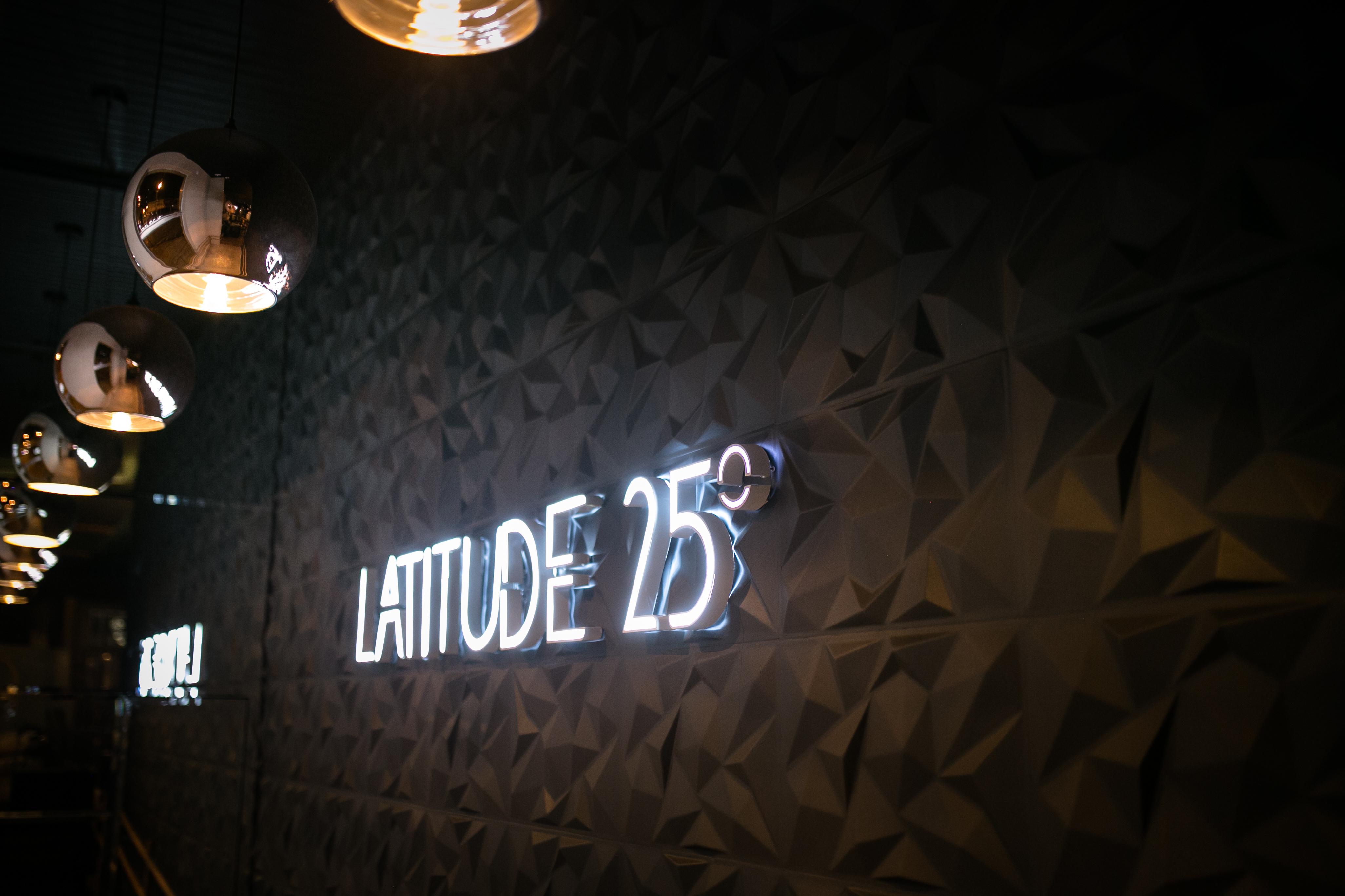 Entrada - Latitude 25
